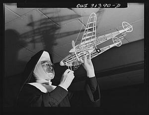 HLS EFS CSC Nun and Plane