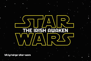 Star Wars Irish Awaken