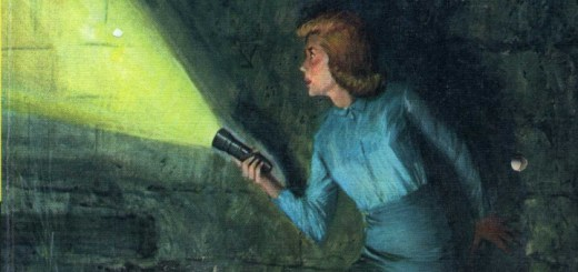 Nancy Drew header