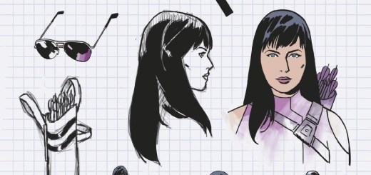 Kate Bishop - Hawkeye