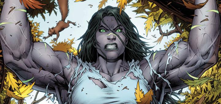 Jennifer Walters - Hulk