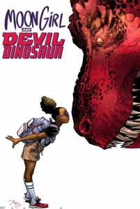 Moon Girl and Devil Dinosaur - BFFs
