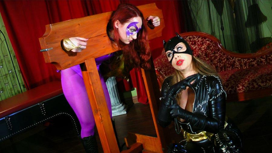 batgirl beaten to a pulp