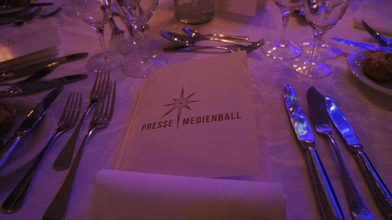 HER #Fashion: Presse Medienball Zürich