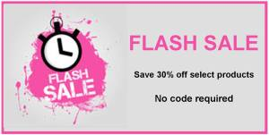 30% off avon products flash sale