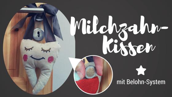 Milchzahn Kissen Zahnkissen Zahnfee Kissen