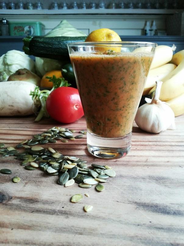 Foto: Weerstand boost smoothie