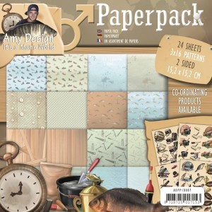 ADPP10007 - Amy Design - It's a Men's World - Paperpack.indd