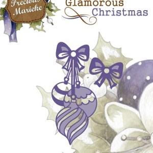 PM10017 - Precious Marieke - Christmas baubles.indd