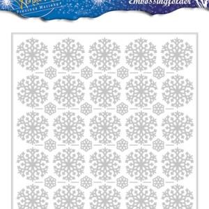 PMEMB10006 - Precious Marieke - Embossingfolder - Winter Wonderl