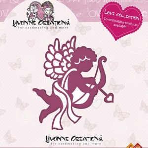 YCD100018 - Cupido - Yvonne Creations - Love Collection.indd