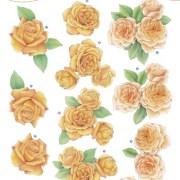 CD10908 - Jeanine's Art - Rozen geel.indd