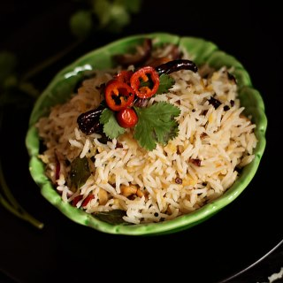 Indian Gooseberry Fried Rice
