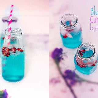 Blue Curaçao Lemonade By Roy