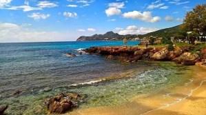 Urlaubsort Cala Ratjada auf der Balearen-Insel Mallorca