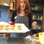 kick ass almond cookies
