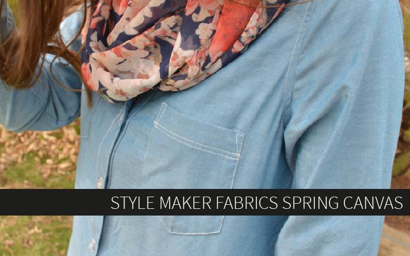 Style Maker Fabrics Cheyenne Tunic
