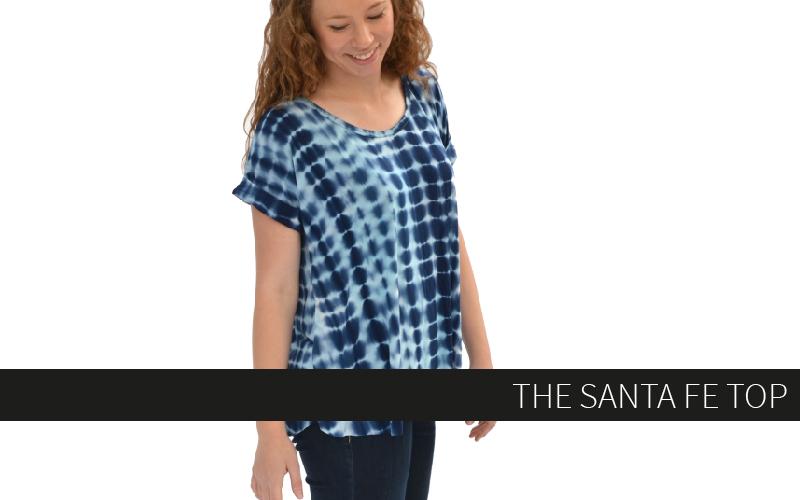The Santa Fe Top