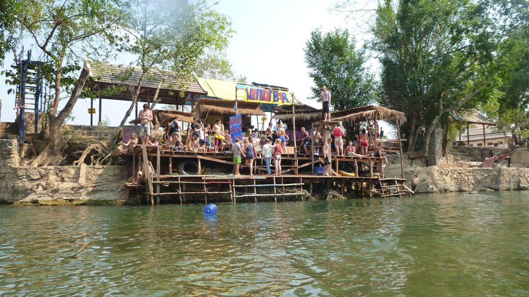Tubing - Vang Vieng, Laos