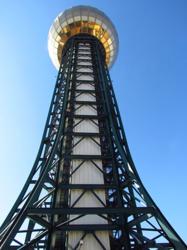 Knoxville Tennessee Sunsphere