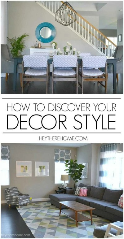 How to Discover Your Decor Style