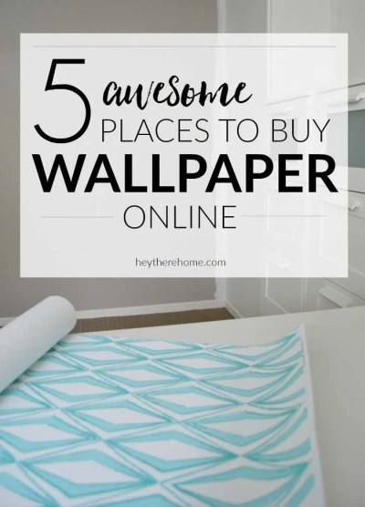 5 awesome place to buy wallpaper online