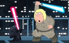FamilyGuyDarkerSide Review: Family Guy Something Something Something Dark Side
