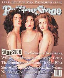Twin Peaks Rolling Stone Cover 247x300 The Women of Twin Peaks