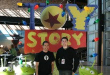 IMG 3269 220x150 Interview with Toy Story 3 Director Lee Unkrich and Producer Darla K. Anderson