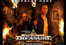 National Treasure Poster 220x150 The HeyUGuys Instant Watching Guide   October 28th 2013