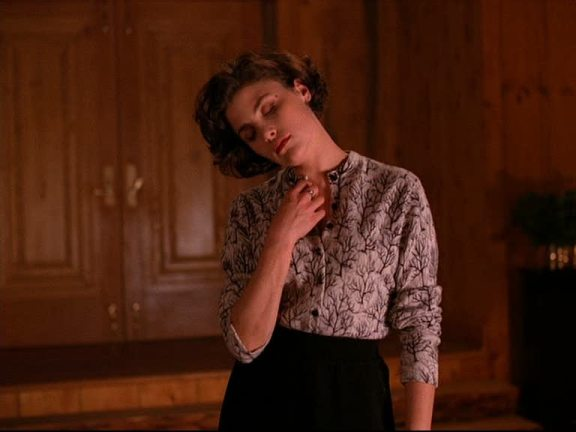 Twin Peaks Still 1 DVD Review: Twin Peaks Definitive Gold Box Edition