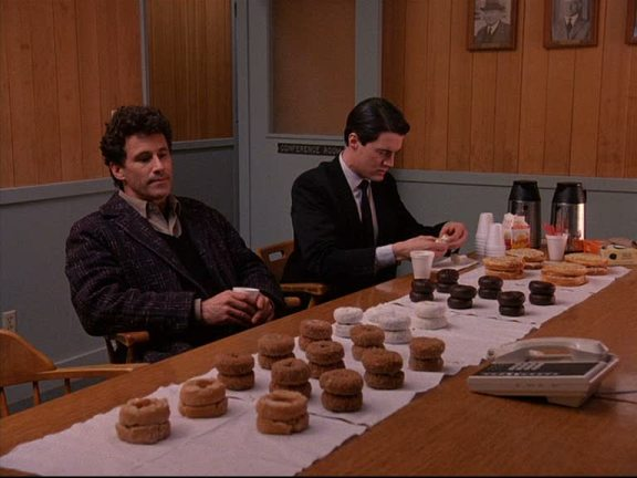 Twin Peaks Still 3 DVD Review: Twin Peaks Definitive Gold Box Edition