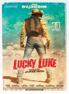Lucky Luke 221x300 Lucky Luke Review   Edinburgh Film Festival