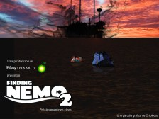 BP Inspired Finding Nemo 2 Posters & Kevin Costner Comes to the Rescue