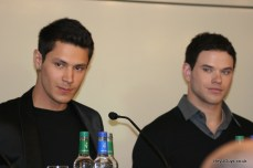 Exclusive Photos from the Twilight Eclipse UK Press Conference
