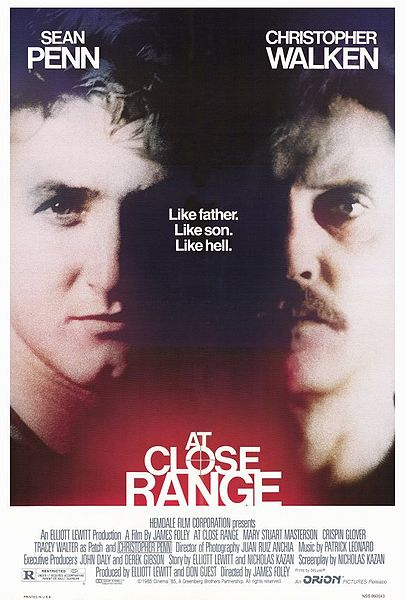 At Close Range poster Video Vault – At Close Range