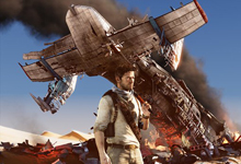 UNCHARTED3220X150 Uncharted 3 Trailer, Pics & 3D?!