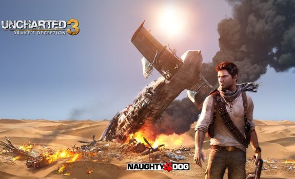 un3a article image Uncharted 3 Trailer, Pics & 3D?!