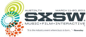 SXSW 2011 logo640 SXSW 2011   Film Lineup Announced, Schedules Launched