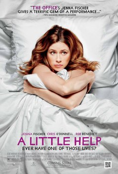 A Little Help Poster 405x600 Poster and Trailer for A Little Help