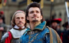 8 More Images from the Three Musketeers