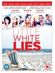 Little White Lies DVD Packshot Win Little White Lies on DVD