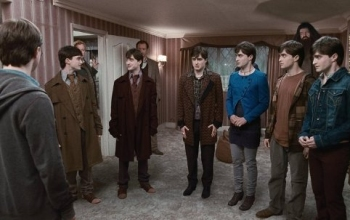 Harry Potter and the Deathly Hallows Part I Hogwarts Revisited   Harry Potter and the Deathly Hallows: Part I