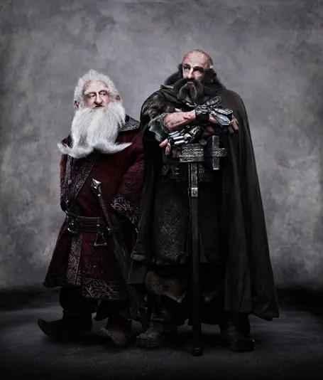 The Hobbit The Hobbit Gives us More Dwarves   Balin and Dwalin