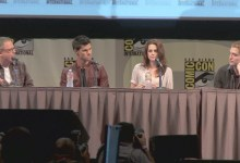 Twilight Panel SDCC 2011 220x150 Comic Con Twilight: Breaking Dawn Panel Footage & Interviews