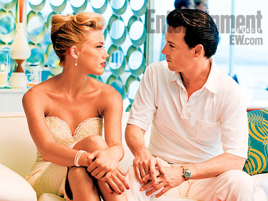 Amber Heard The Rum Diary First Look At Amber Heard In The Rum Diary With Johnny Depp