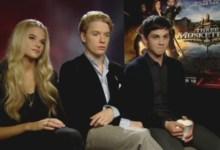 Logan Lerman The Three Musketeers Junket 220x150 Exclusive Interview   Logan Lerman, Freddie Fox & Garbriella Wilde Talk The Three Musketeers