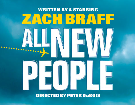 All New People header Zach Braff Is Bringing His Play To The UK And Will Star As The Lead
