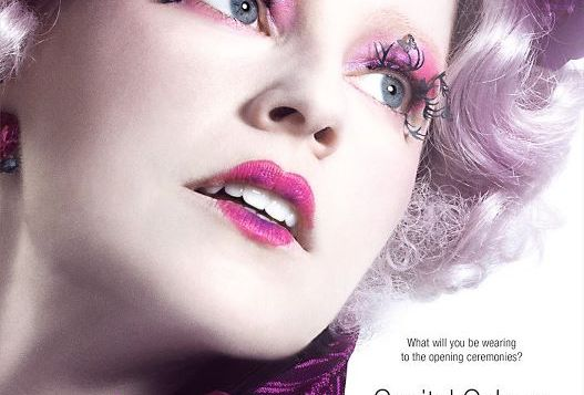 Elizabeth Banks as Effie Trinket in The Hunger Games - Capitol Colours