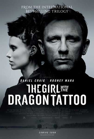 the girl with the dragon tattoo The Girl With The Dragon Tattoo Review